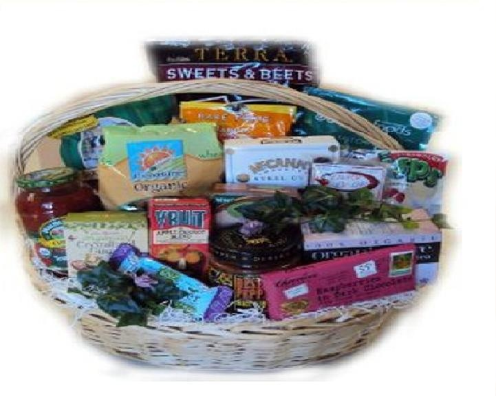 13 best health food gift basket images on pinterest food gifts deluxe healthy pregnancy gift basket httpamazongp negle