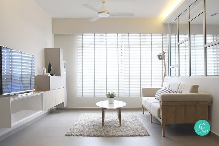 10 Cosy Scandinavian-Style HDB Flats And Condos You Must See - The Singapore Women's Weekly