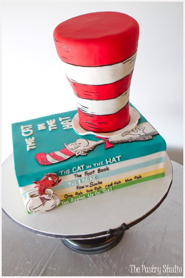 17 Best images about Cakes - Dr. Seuss on Pinterest Cats ...