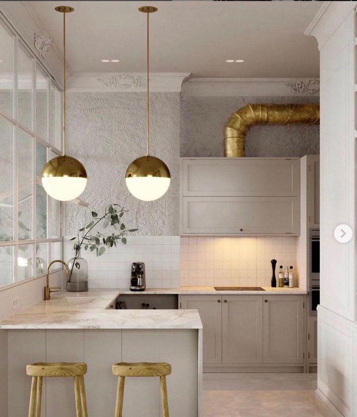 Modern Bolle Gl Ceiling Lamp Br