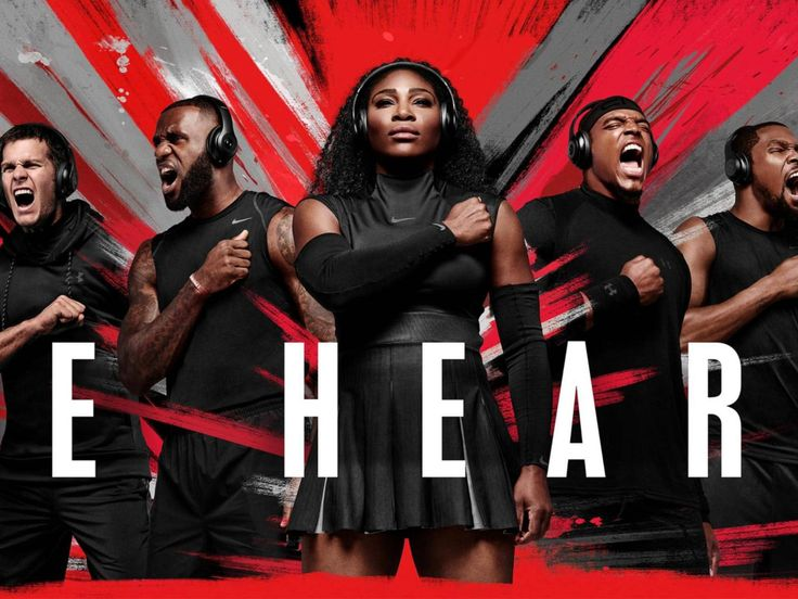 Beats by Dre Be Heard Clio Sports Winning Ad by  for Beats by Dre