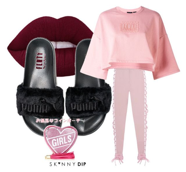 """Untitled #10"" by gurpreet3886 on Polyvore featuring Puma"