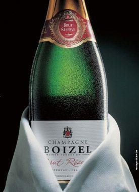 Champagne Boizel  Wine by Champagne Boizel - Wine Country: France - Wine Region: Champagne - Wine Type: Pinot noir - Wine Category: Sparklin...