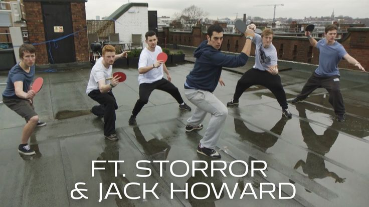 Ping Pong Meets Parkour ft. Storror & Jack Howard - Pepsi Max. Unbelievable #LiveForNow