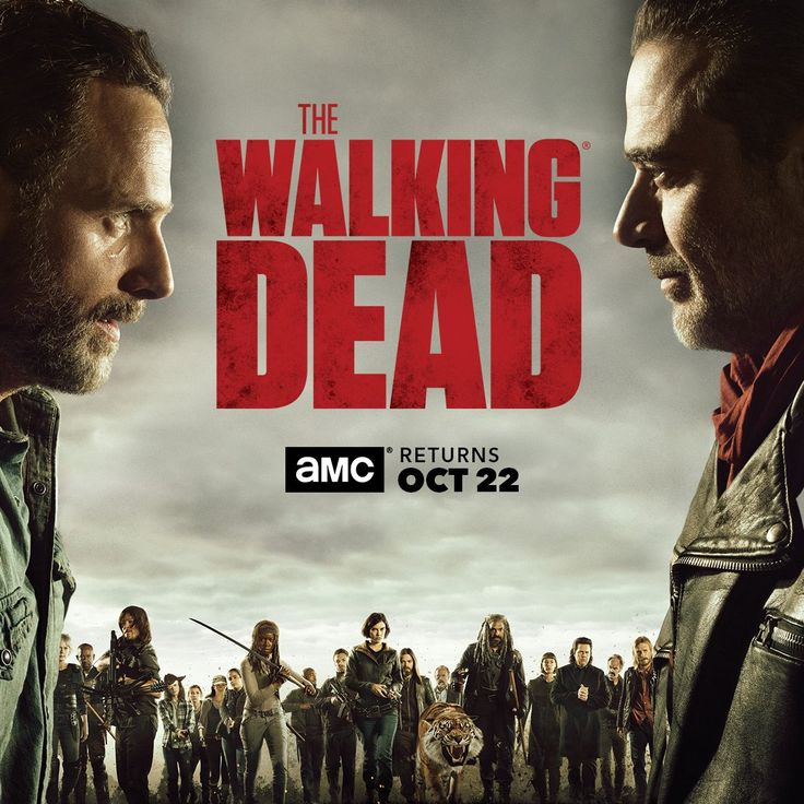 http://The Walking Dead, vean el trailer de la octava temporada lanzado en SDCC