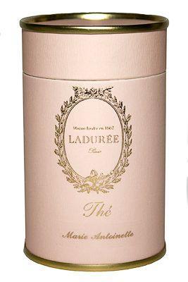 Ladurée Marie Antoinette tea