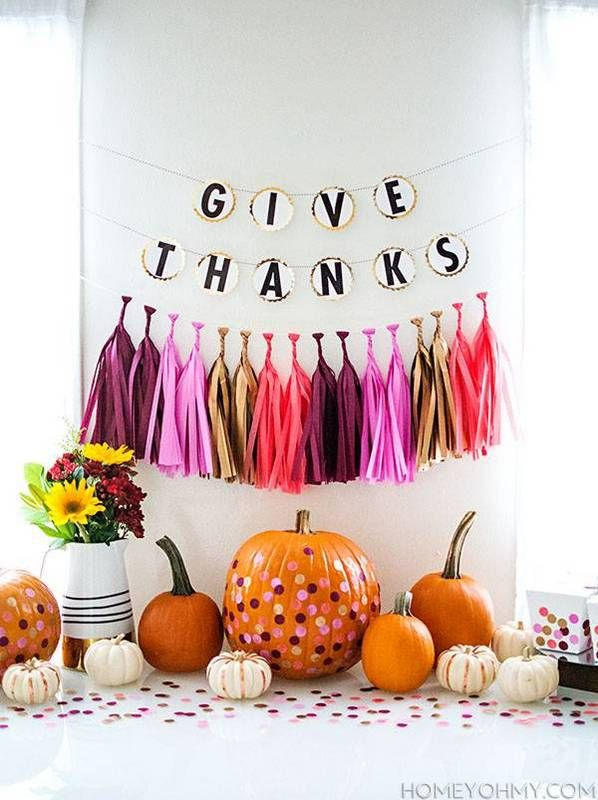 Best 25 Cheap Thanksgiving Decorations Ideas On Pinterest Thanksgiving Decorations Cheap