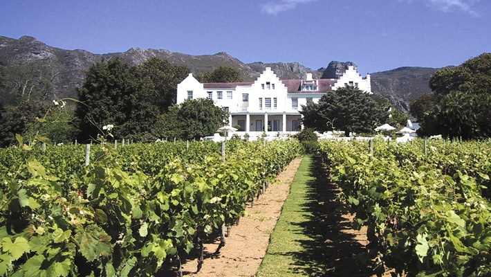 The Cellars-Hohenort, Cape Town