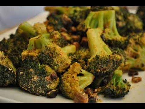 How to make Tandoori Broccoli, Indian Style by Show Me The Curry,indian recipe, cooking videos, recipe videos