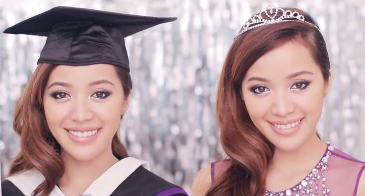Perfect Prom & Graduation Looks Here's a simple yet elegant look you can wear whether to Prom and Graduation.
