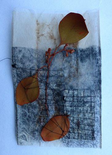 tea bag with gift, Ines Seidel
