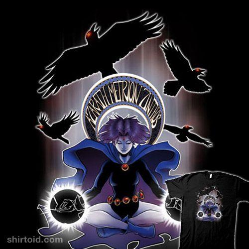Azarath, Metrion, Zinthos! #comic #comics #dccomics #raven #superhero #taylorwells