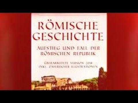 Römische Geschichte - Aufstieg und Fall der römischen Republik (Buchtrailer)