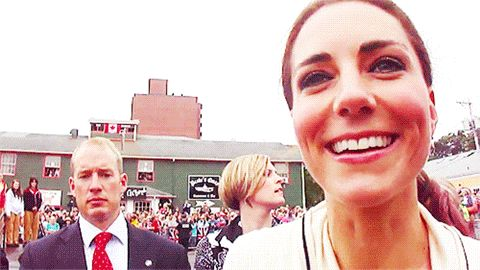 32 GIFs for Kate Middleton's 32nd Birthday - The Cut
