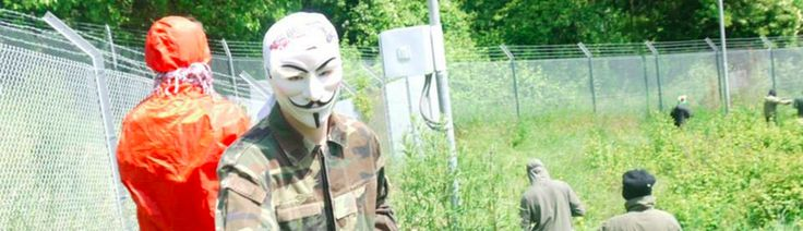 Peace, love, and marijana...not war. Activists Storm US Army Base to Plant Thousands of Marijuana Seeds