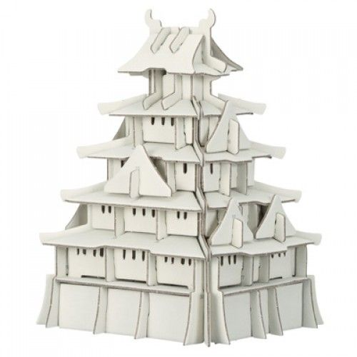 1000 images about 3d puzzles on pinterest toys for Build your own castle home