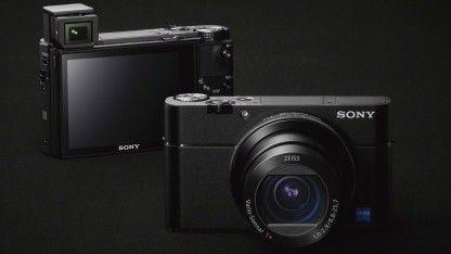 Die Sony RX100 Mark V ist die fünfte Generation von Sonys erfolgreicher Kompaktkamera mit 1-Zoll-Sensor. Sie ist erheblich schneller als die RX100 Mark IV und nimmt bei voller
