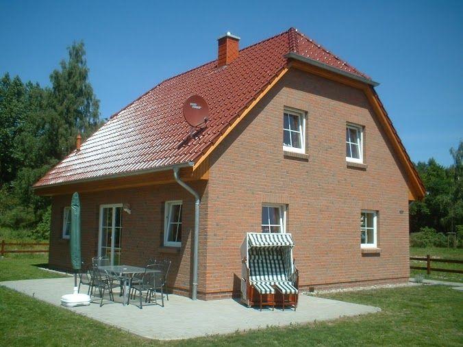 Ferienhaus Sanddorn - Insel Rügen - strandnah in Glowe - 3 Schlafzimmer und 2 Bäder.