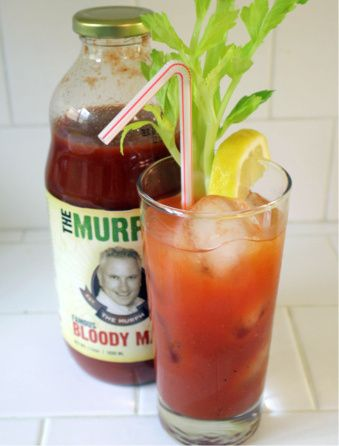 Post image for The Murph's Famous Bloody Mary Mix. A Classic Crimson Blend.