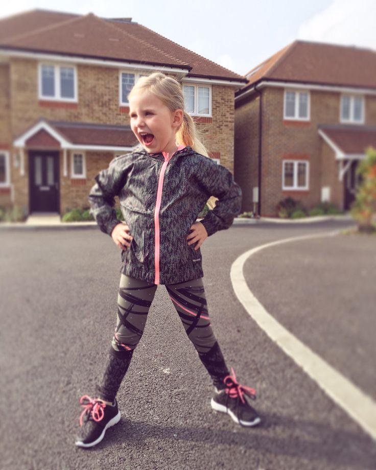 Cute sportswear for kids!