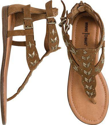 Sweet new sandals from Minnetonka. http://www.swell.com/New-Arrivals-Womens/MINNETONKA-JAMAICA-ORNAMENT-SANDAL?cs=BR