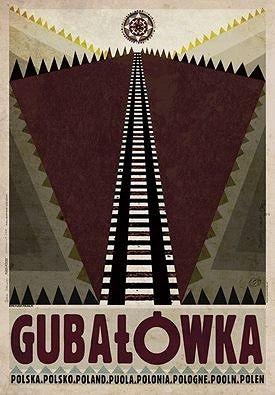 GubałówkaZobacz też inne plakaty z serii PLAKAT-POLSKA Oryginalny polski plakatautor plakatu: Ryszard Kaja  data druku: 2016 wymiary plakatu: B1, 68x98cm