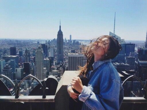 Ny new york girl tumbrl tumblr hipster chic nice picture photography. I WANT.