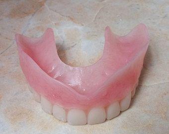 Denture cleaner whiten anus