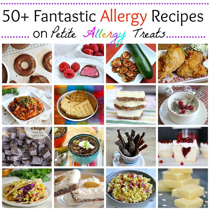 41 best multiple food allergies images on pinterest gluten free petite allergy treats allergy friendly recipe round up forumfinder Image collections