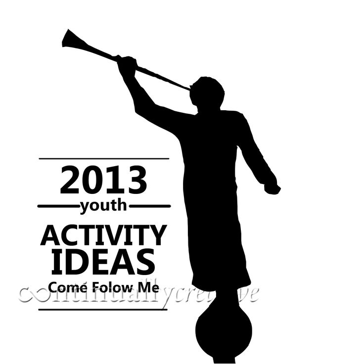 Activity Ideas for each month's theme