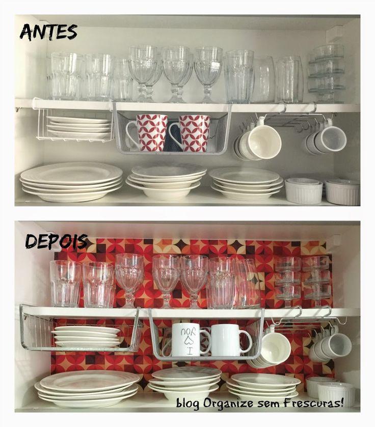 Vídeo: repaginando o armário da cozinha com tecido adesivo. Organize ...