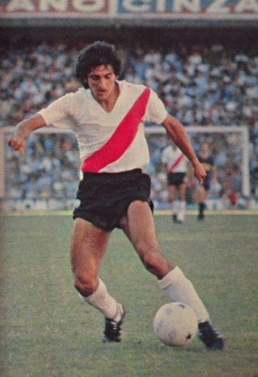 Ramon Angel Diaz River Plate 1980