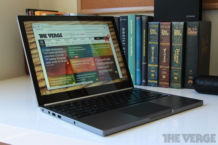 #Chromebook #Pixel hands-on video and impressions | The Verge