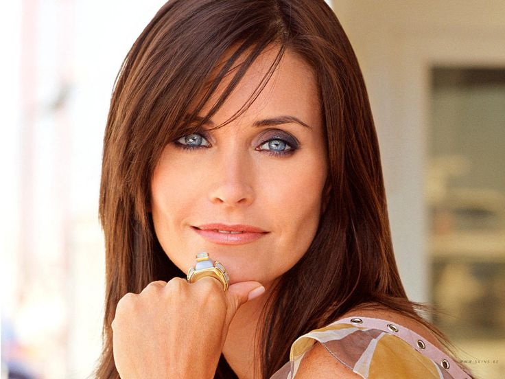 Courtney Cox.                                                                                                                                                                                 More