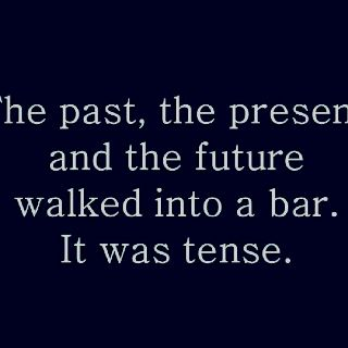 Love this!  English teacher humor. Hehehe