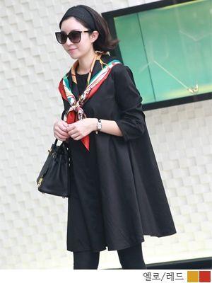korean fashion online store [COCOBLACK] El silk scarf / Size : FREE / Price : 42.85 USD #korea #fashion #style #fashionshop #cocoblack #missyfashion #missy #scarf #dailyitem #codyitem