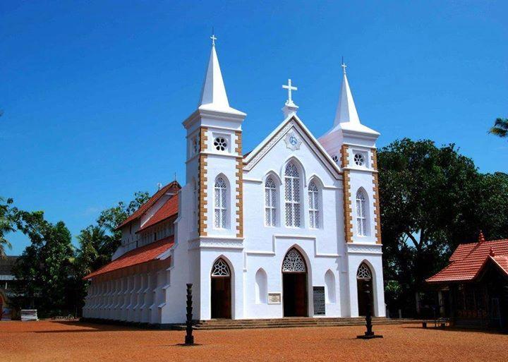 Niranam Church Established By St Thomas Niranam Kerala
