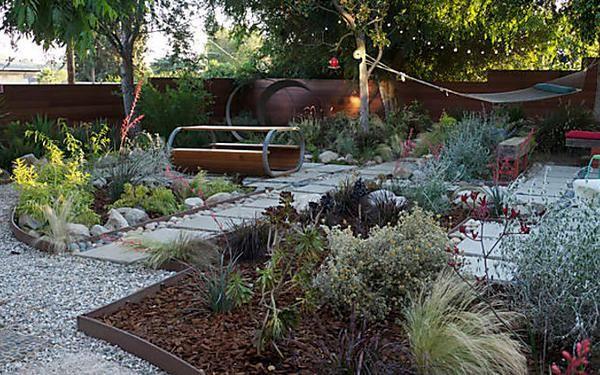 Flower Bed Ideas To Make Your Garden Gorgeous The Garden Glove Backyard Garden Landscape Small Backyard Gardens Backyard Garden