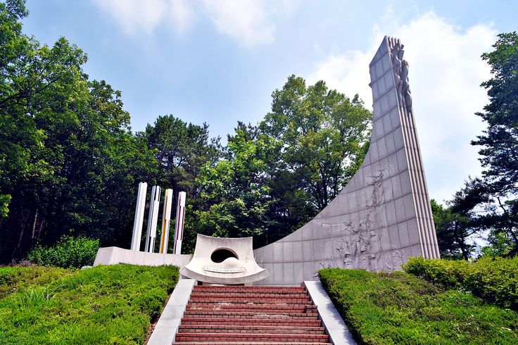 독립을 위해 싸운 3.1운동의 희생과 숭고함이 느껴지는 안성 3.1운동 기념관