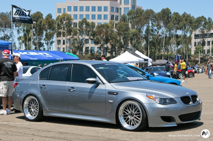 E60 M5 On Bbs Lm S Cars Pinterest Bmw Bmw M5 And Cars