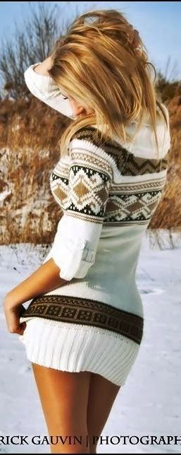 Winter is coming !!!                                                         ski après