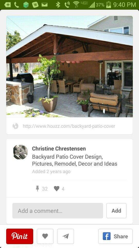 34 besten pergolas patio covers bilder auf pinterest ga¤rten