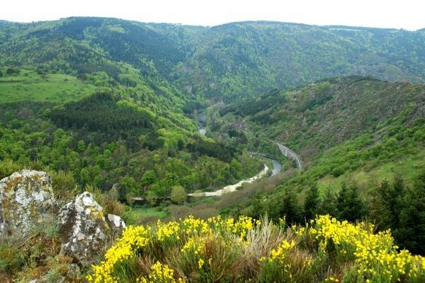 Gorges de l'Allier © Haut-Allier