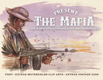 "Check out new work on my @Behance portfolio: ""Mafia"" http://be.net/gallery/63242415/Mafia"