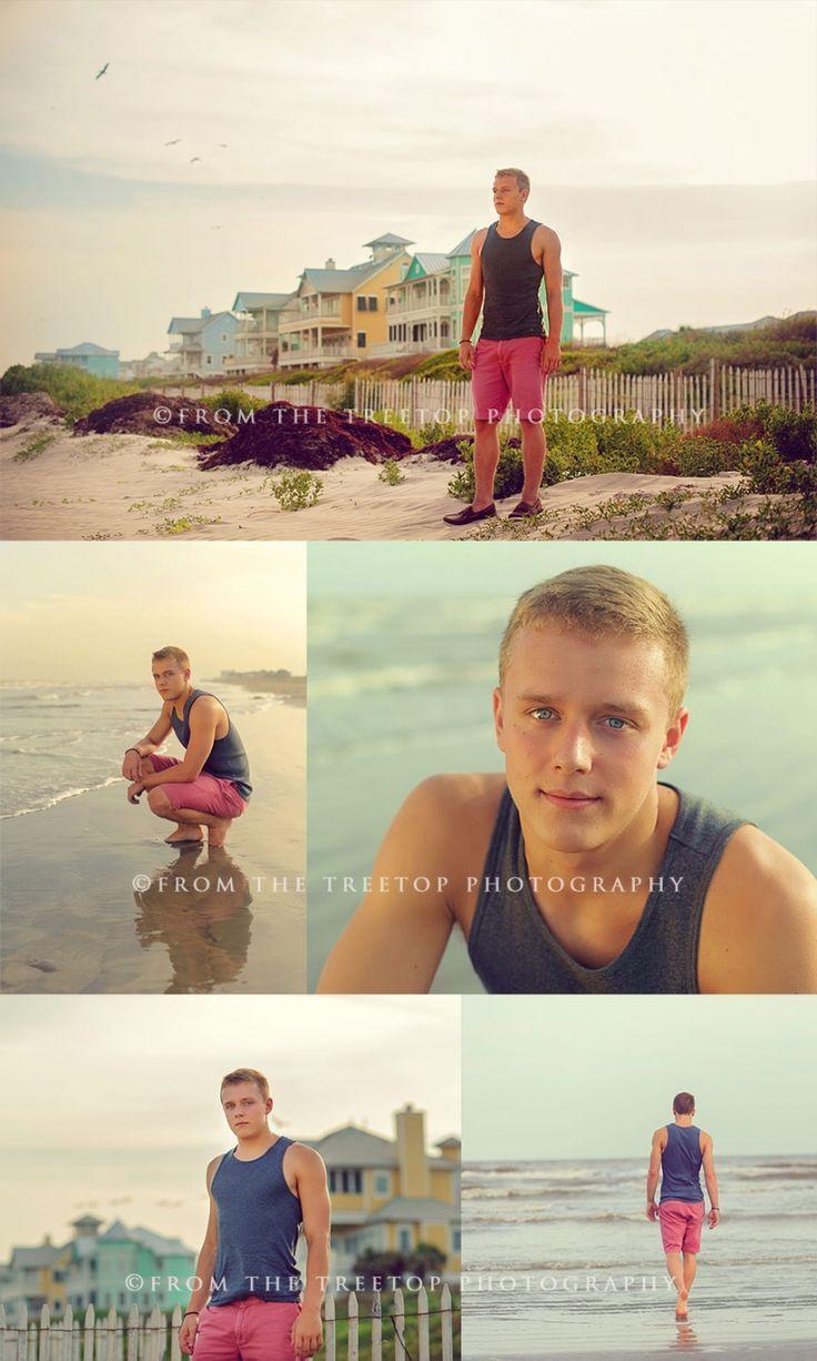 senior beach session on the blog..