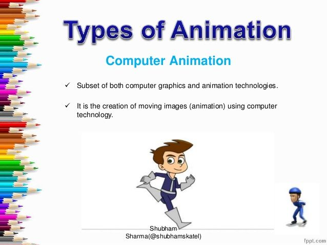 What Is Animation In Computer