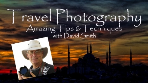 Travel Photography - Amazing Tips and Techniques - Improve your travel photos with any digital camera using simple tips & techniques from a pro world travel photographer. - $39