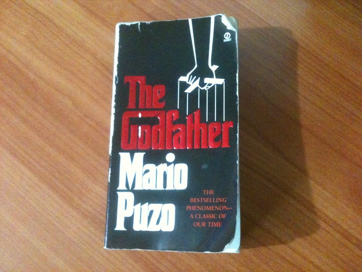 The Godfather - Mario Puzo.