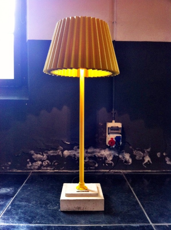 STERK CANDY (buiten)lamp yellow