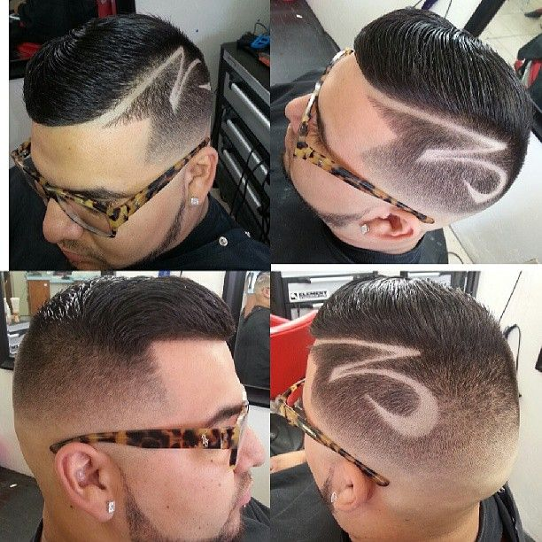 10 Images About Hair Tattoos On Pinterest Men Hair